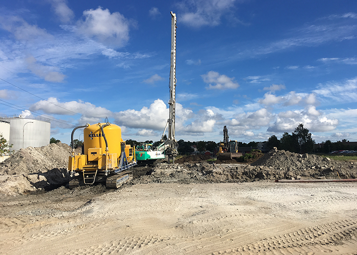 Construction update: Building two large-scale facilities in the Nordics