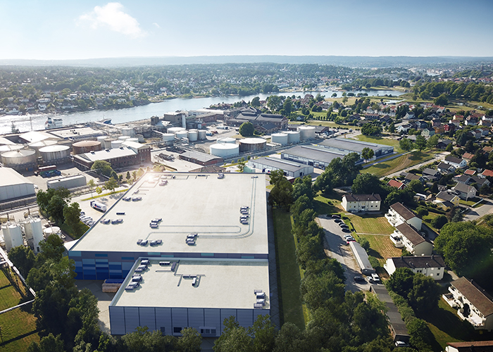 Construction permit received for phase 2 in Fredrikstad