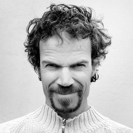 Black and white portrait image of Bård Eker Board Member, Nordic Aquafarms