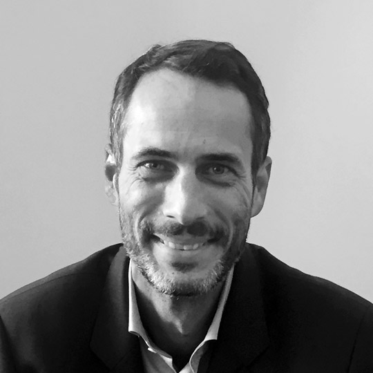 Black and white portrait image of Haakon Aschehoug Board Member, Nordic Aquafarms